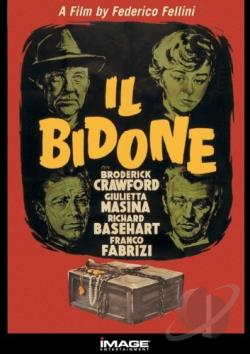 Il Bidone DVD Cover Art
