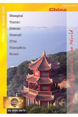 Globe Trekker - China & Beijing DVD Cover Art