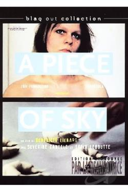 Piece of Sky DVD Cover Art