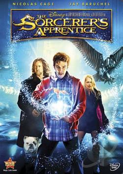 Sorcerer's Apprentice DVD Cover Art