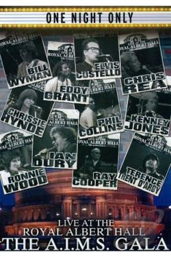 A.I.M.S. Gala: Live At The Royal Albert Hall DVD Cover Art