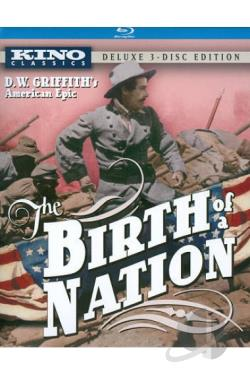 Birth of a Nation, The - Full Uncut Director's Version BRAY Cover Art