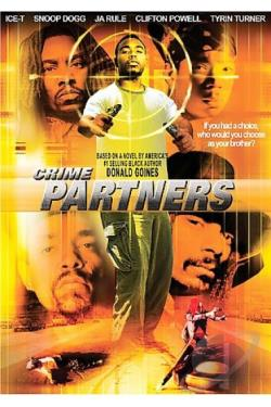 Crime Partners DVD Cover Art