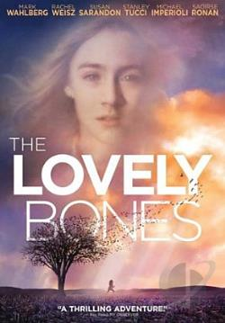 Lovely Bones DVD Cover Art