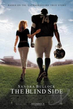 Blind Side DVD Cover Art