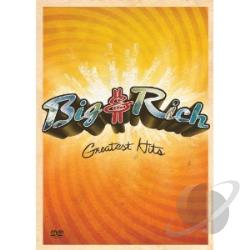 Big & Rich: Greatest Hits DVD Cover Art
