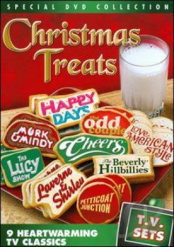 T.V. Sets: Christmas Treats DVD Cover Art