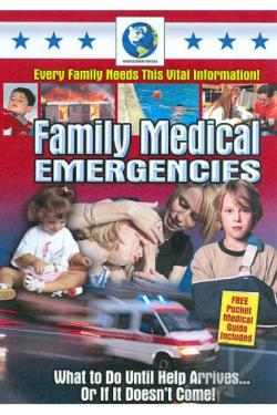 Family Medical Emergencies DVD Cover Art