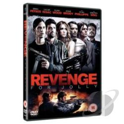 Revenge For Jolly DVD Cover Art