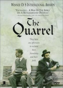 Quarrel DVD Cover Art