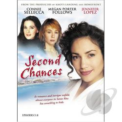 Second Chances - Episodes 5 - 8 DVD Cover Art