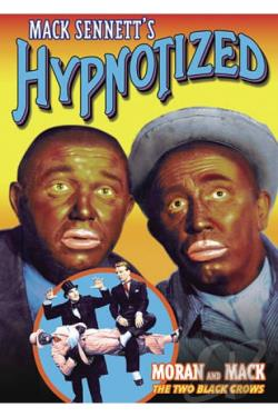 Hypnotized DVD Cover Art