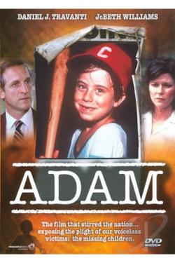 Adam DVD Cover Art