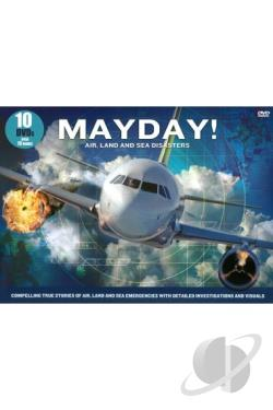 Mayday!: Air, Land and Sea Disasters DVD Cover Art