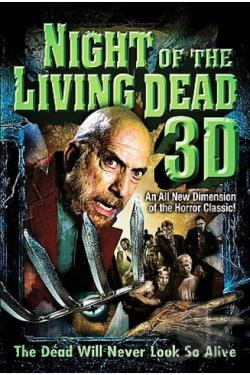 Night of the Living Dead 3D DVD Cover Art