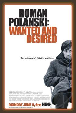Roman Polanski: Wanted and Desired DVD Cover Art