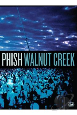 Phish - Walnut Creek DVD Cover Art