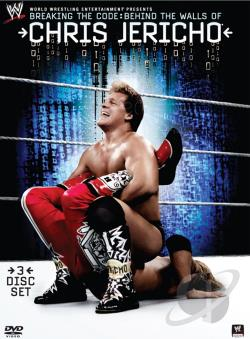 WWE: Breaking the Code - Behind the Walls of Chris Jericho DVD Cover Art