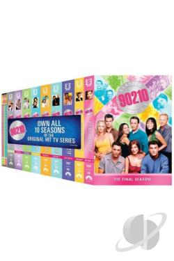 Beverly Hills 90210 - The Complete Series DVD Cover Art