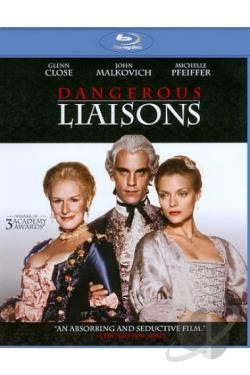 Dangerous Liaisons BRAY Cover Art