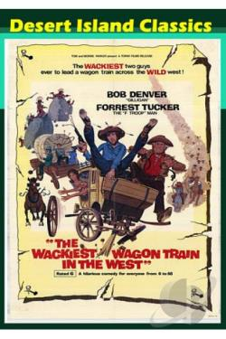 Wackiest Wagon Train in the West DVD Cover Art