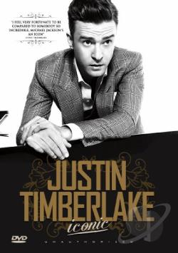 Justin Timberlake: Iconic DVD Cover Art