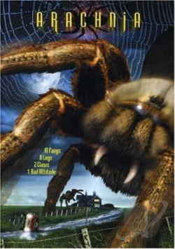 Arachnia DVD Cover Art
