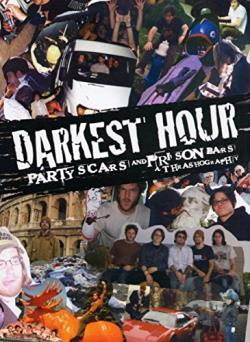 Darkest Hour - Party Scars and Prison Bars: A Thrashography DVD Cover Art