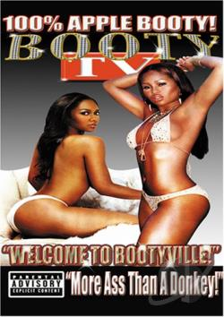Booty TV - Welcome To Bootyville DVD Cover Art
