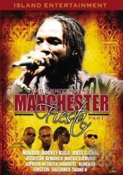 Manchester Fiesta 2008 - Part 2 DVD Cover Art