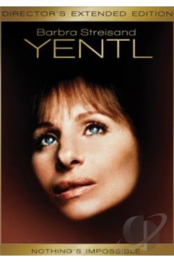 Yentl DVD Cover Art