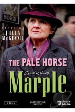 Agatha Christie's Marple: The Pale Horse DVD Cover Art