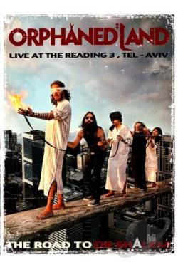 Orphaned Land: The Road to OR-Shalem - Live at the Reading 3, Tel-Aviv DVD Cover Art