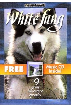 White Fang DVD Cover Art