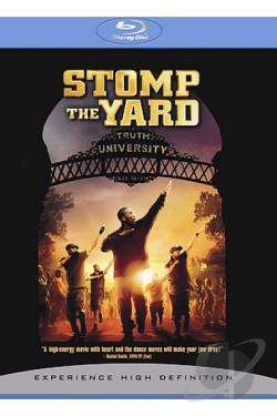Stomp The Yard BRAY Cover Art