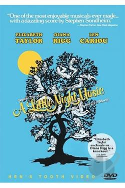 Little Night Music DVD Cover Art