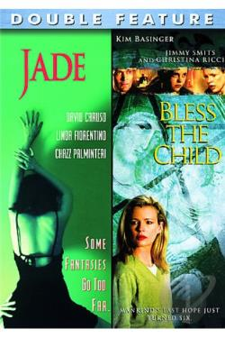 Jade/ Bless The Child DVD Cover Art