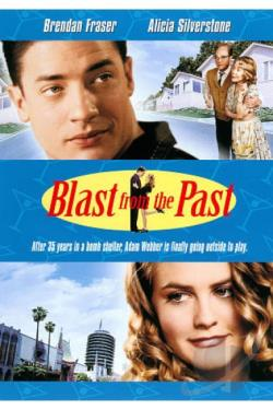 Blast From the Past DVD Cover Art
