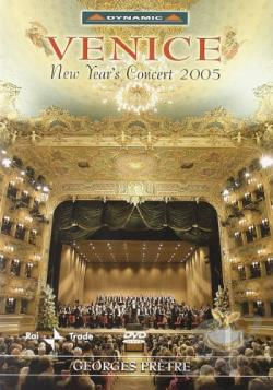 Maazel / Vienna Philharmonic Orchestra - New Year's Concert 2005 DVD Cover Art