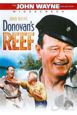 Donovan's Reef DVD Cover Art