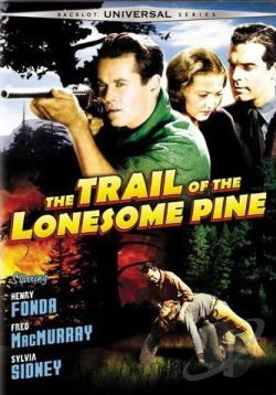 Trail of the Lonesome Pine DVD Cover Art