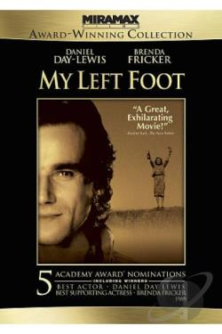 My Left Foot DVD Cover Art