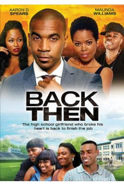 Back Then DVD Cover Art
