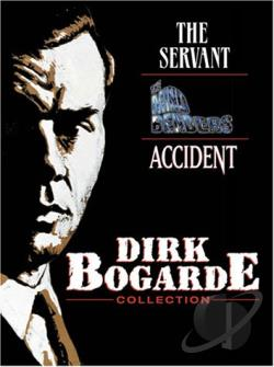 Dirk Bogarde Collection DVD Cover Art