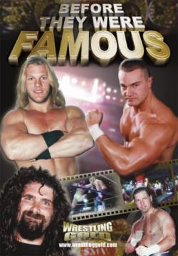 Before They Were Famous DVD Cover Art