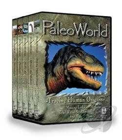 Paleoworld DVD Cover Art