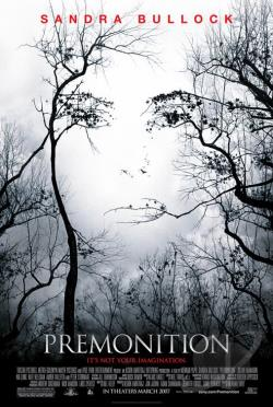 Premonition DVD Cover Art