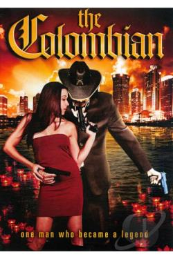 Colombian DVD Cover Art