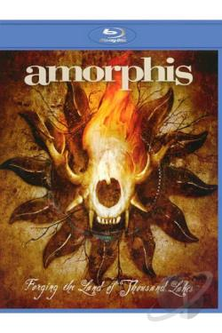 Amorphis: Forging the Land of Thousand Lakes BRAY Cover Art
