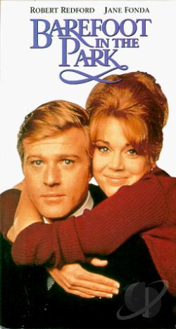 Barefoot in the Park VHS Cover Art
